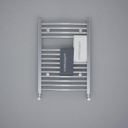 Vendita termoarredo curvo lazzarini sanremo 69x45 cm for Termoarredo bagno piccolo